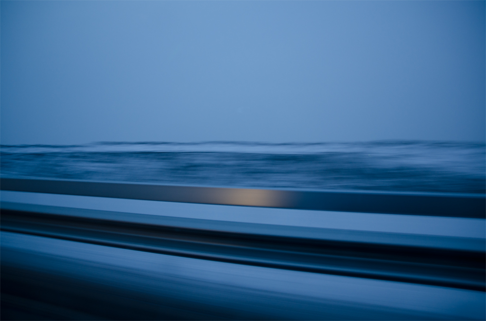Monotonie Autobahn